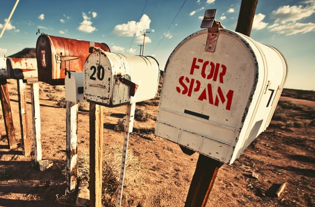 disposable email address for spams