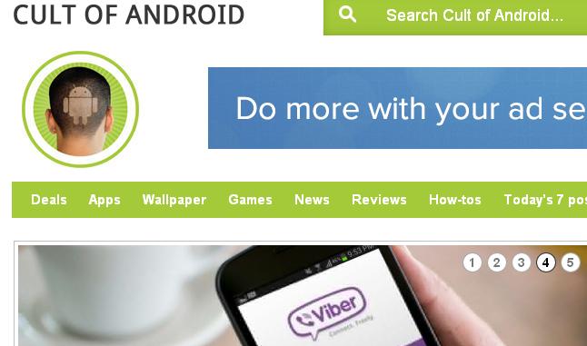 cultofandrod android blog