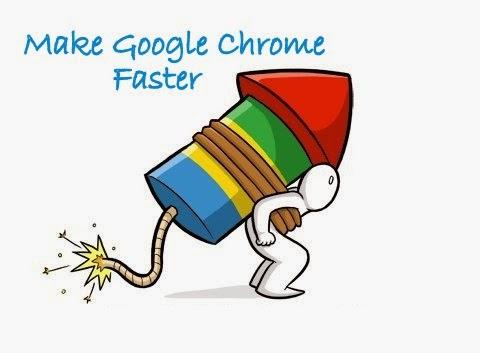 Settings that can make google chrome run faster