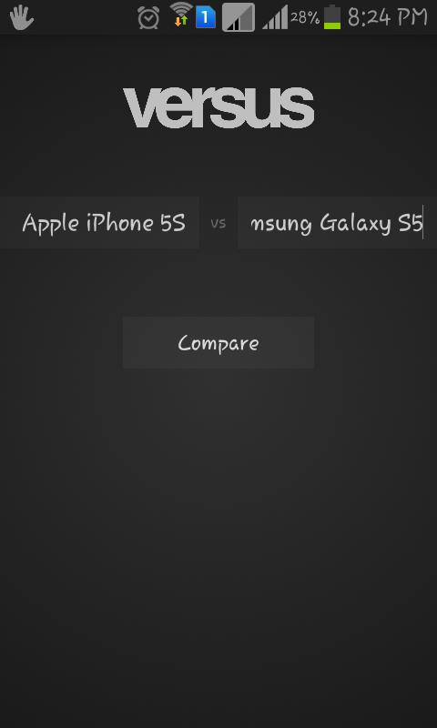 versus_android_app_screenshot_1