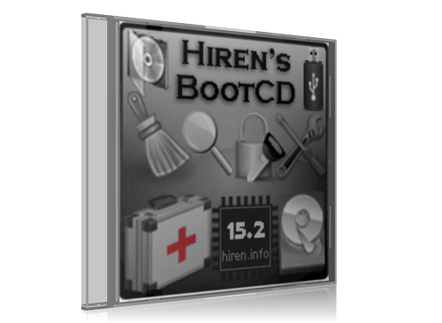 Hiren's BootCD: Your PC's First Aid Kit