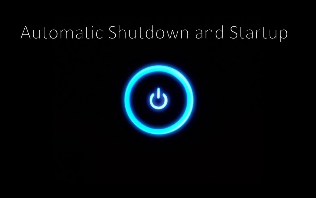 automatic_pc_shutdown_startup
