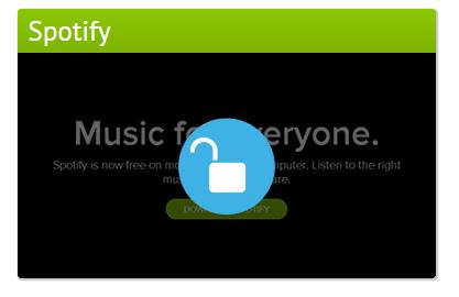 spotify-unlocked
