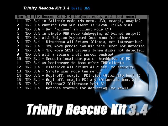 rescue disk2