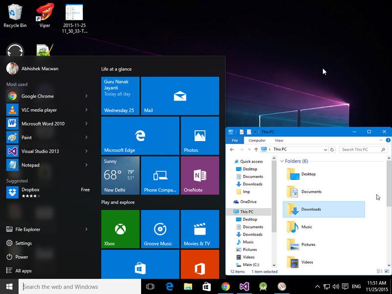 change-title-bar-color-windows-10