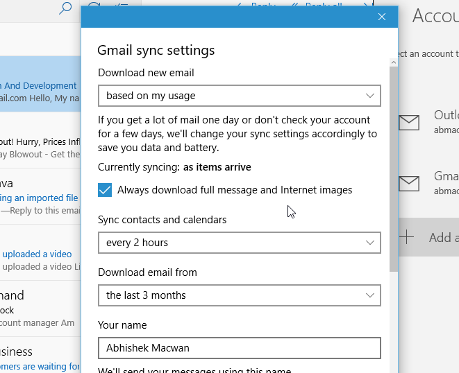 mail-app-syncing