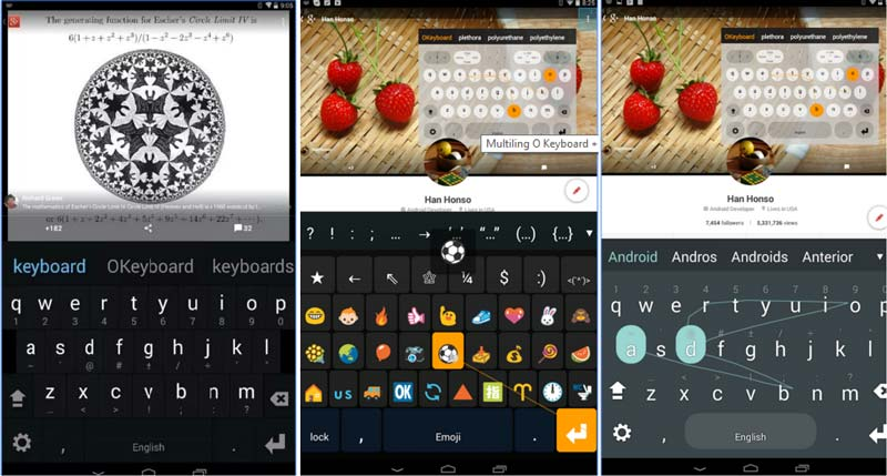 Best Android Keyboards + New Keyboard Apps that are Worthy