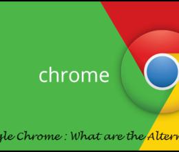 chrome-alternatives