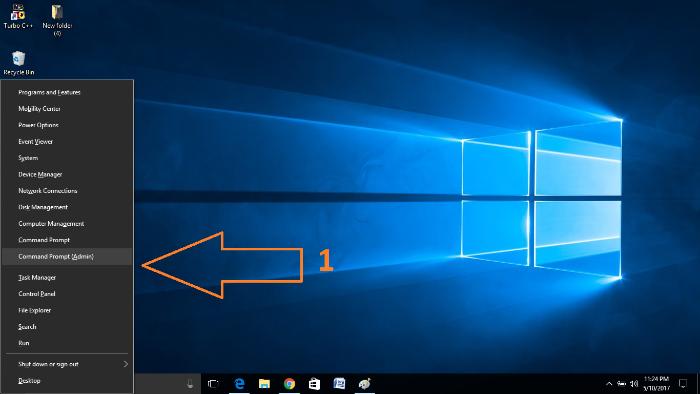 optimize microsoft edge browser command-prompt-admin