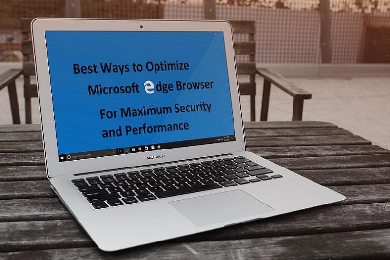 optimize microsoft edge browser header