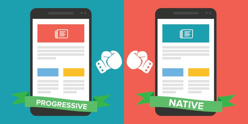 Why Progressive Web Apps (PWA) are Replacing Native Apps?